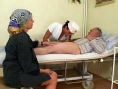 old mans and nubile nurse fuck