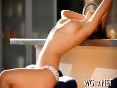hotty is exposing delights