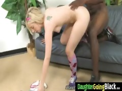large black jock monster bonks my daughters