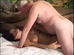 old man receives laid
