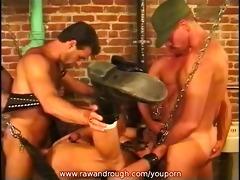 four hawt boyz fuck adam
