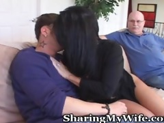 aged housewife seduces younger fellow to turn on