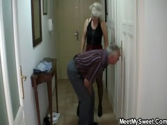 she is copulates with his parents when he is left