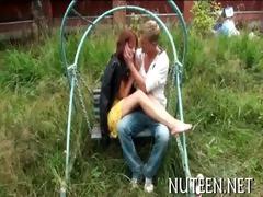 couple is having wonderful sex