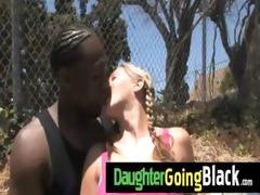 recent darksome stepdad punishes sexy daughter