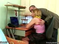 tricky old teacher - juvenile nasty bad cutie