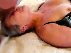daddy cum on face of my bitch mom. stolen movie