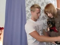 cheating doxy acquires busted
