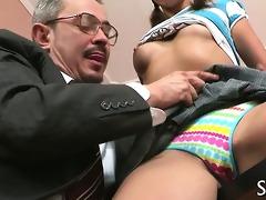 teacher is fucking youthful sweetheart