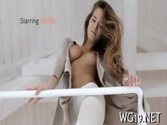 anal opening of honey dildoed