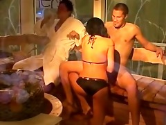 big brother sauna orall-service