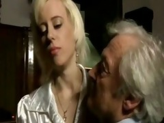 barely legal angels drilled by old mans
