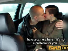 faketaxi i join sexually excited married pair for