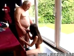 horny senior bruce spots a enjoyable beauty