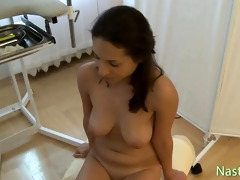 old bulky gynecologist copulates taut czech legal