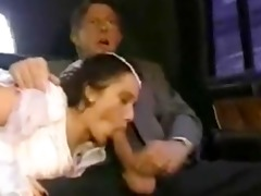 daddy drilled daughter on her weedding day