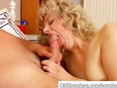 hot cougar t live without to fuck a younger chap