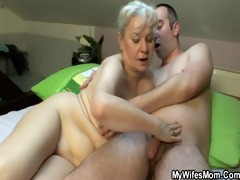 she is sucks and copulates her son in law