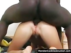 cute daugher violated hard in her throat and arse