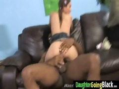 juvenile daughter with admirable ass drilled by a