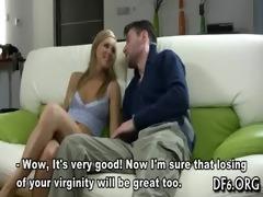 fake penis replacing a dong