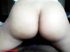 step sister riding my cock