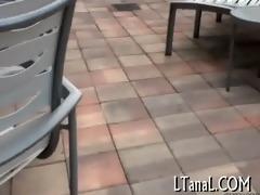 chubby weenie enters anal