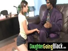 black monster bonks my daughter youthful cunt 4