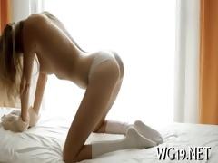 playgirl bounds on big fake schlong