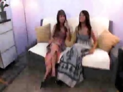 abbie and annie lee...sister sex! ouch it is
