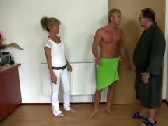 his mama and daddy tricks her into sex