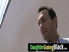 huge dark cock fucks my daughter legal age