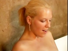 mature chaps with younger cuties - scene 2
