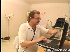 fiona hawt clinic striptease