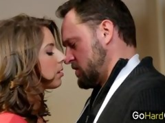 honey not pass exam but give pussy presley hart