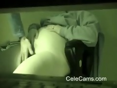 hidden webcam caught not daddy fucking not a