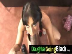watch my daughter drilled by a darksome man 0