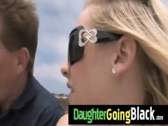 watch my daughter drilled by a darksome guy 10